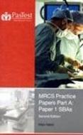Bild von MRCS Practice Papers Part A von Halim, Irfan